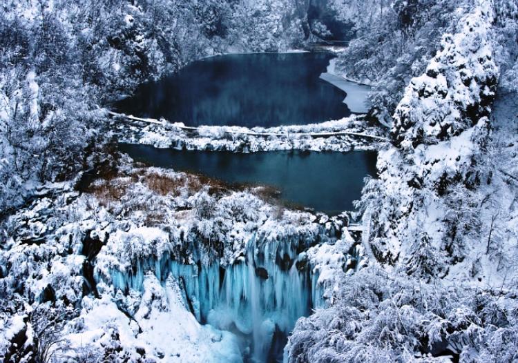 Plitvic Lakes Photograph