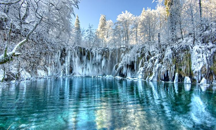 Plitvic Lakes