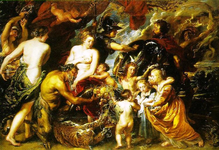 Seventeenth Century Art The Significant Artists Of The Baroque Period