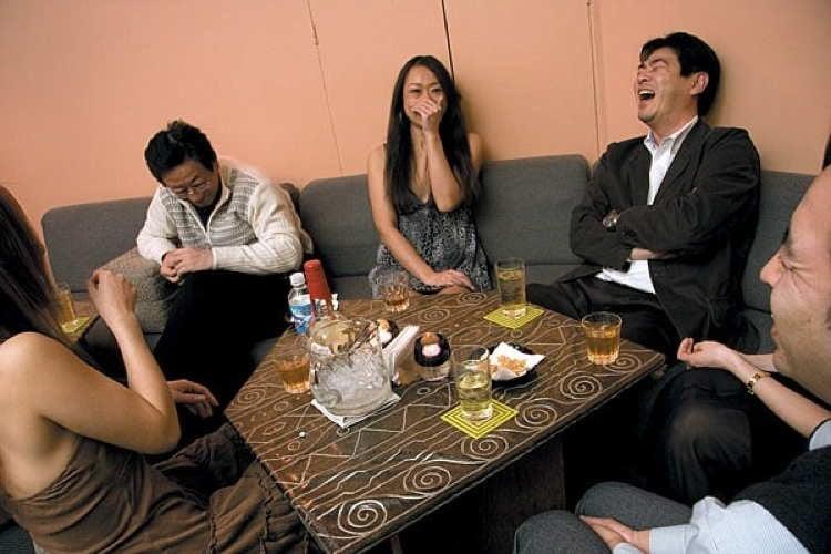 Odd Drinking Rituals