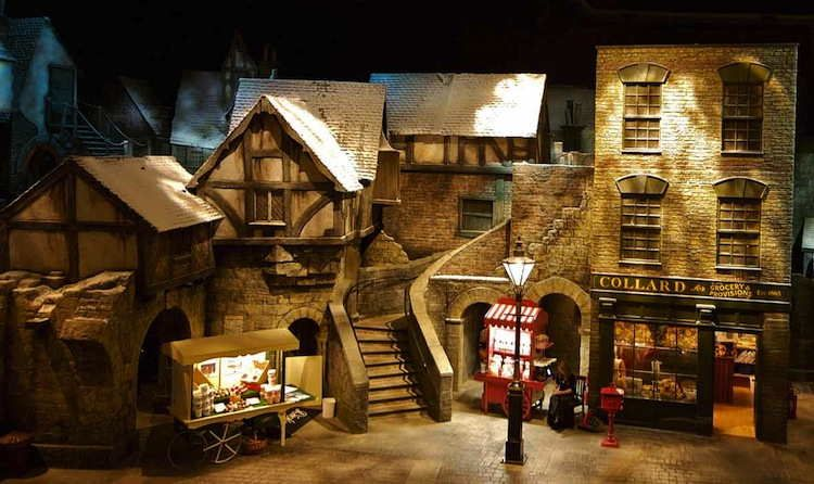 Dickens World Theme Park
