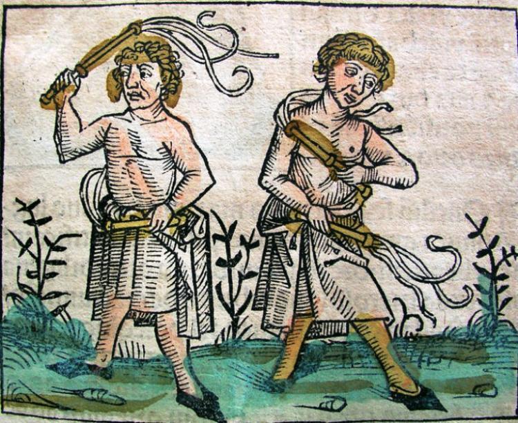 Unusual Religious Rituals Self-flagellation