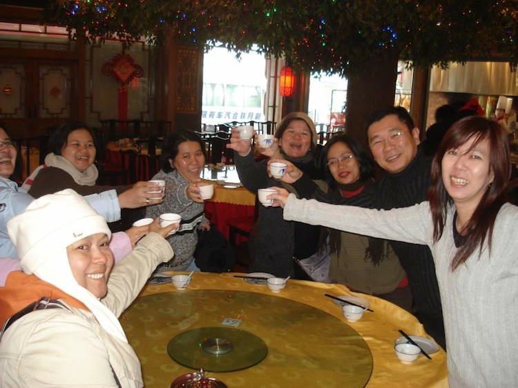 Fascinating Drinking Rituals Gan Bei