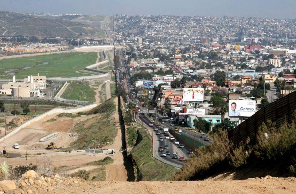 US Mexican Border