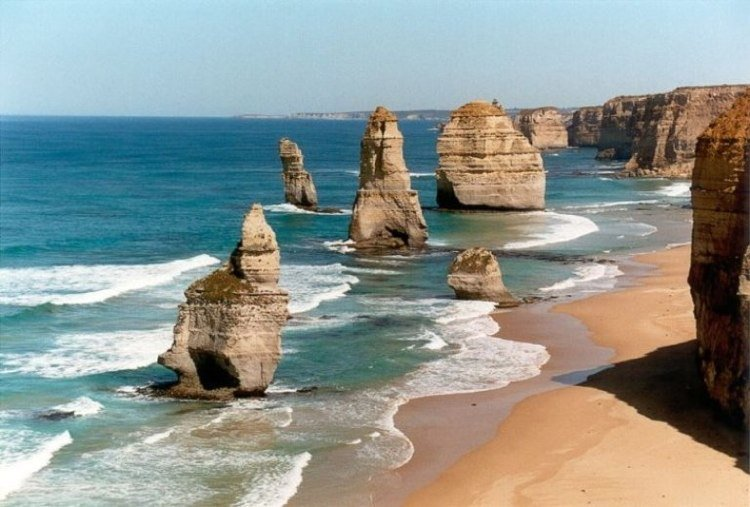 Incredible Rock Formation Australias 12 Apostles Picture
