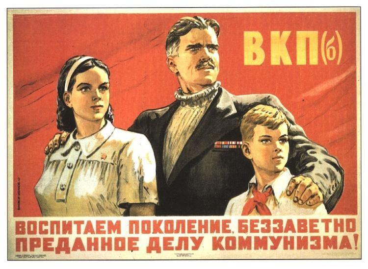 Amazing Soviet Propaganda Posters