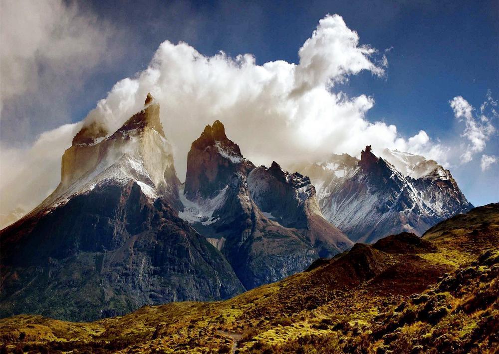 Cordillera Del Paine Photograph