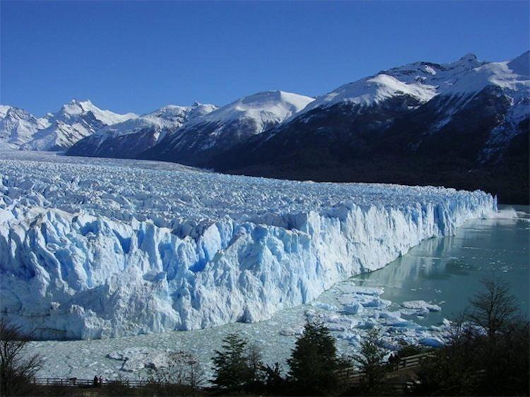 Patagonia Glacier National Park