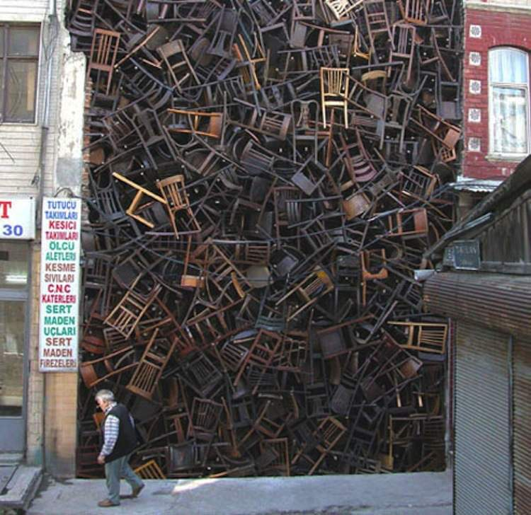 The World's Most Interesting Installation Art