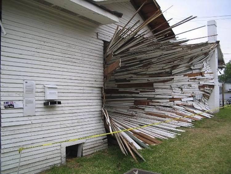 Interesting Installation Art Tunnel House