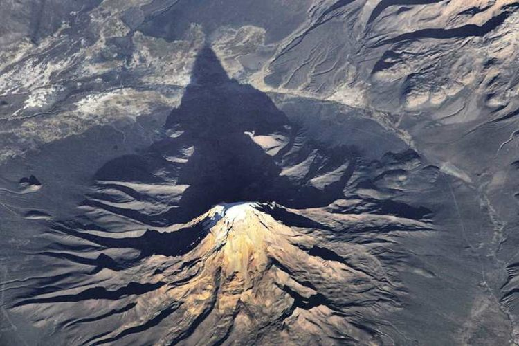 Andes Amazing Earth Images From Space
