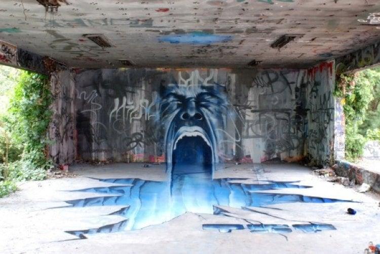 Angry Graffiti