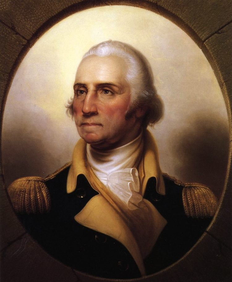 George Washington Misquote