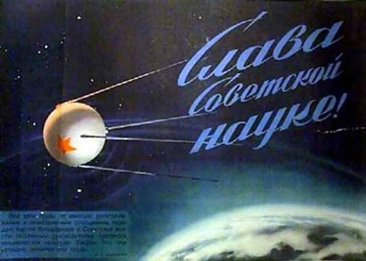 Glory To Soviet Science