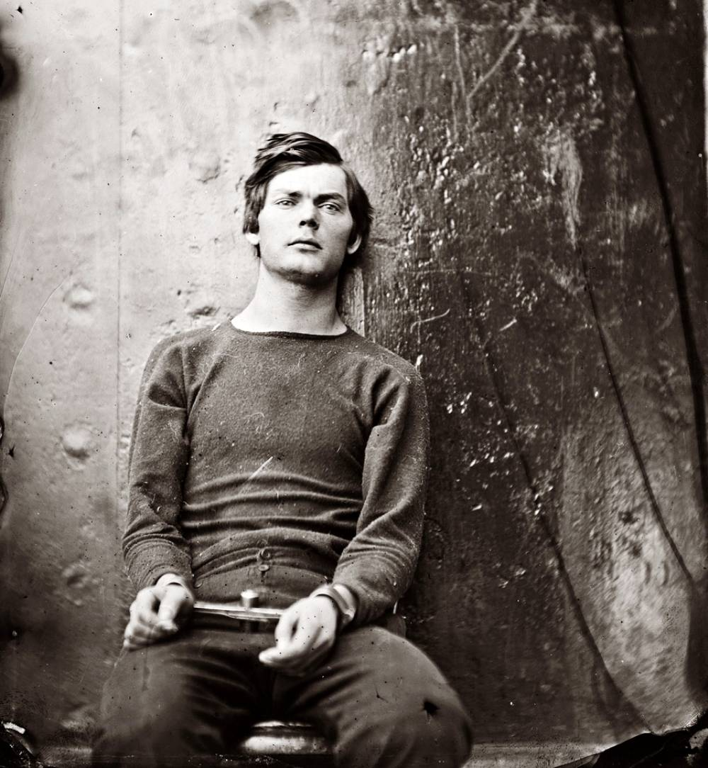 Lewis Powell Photograph