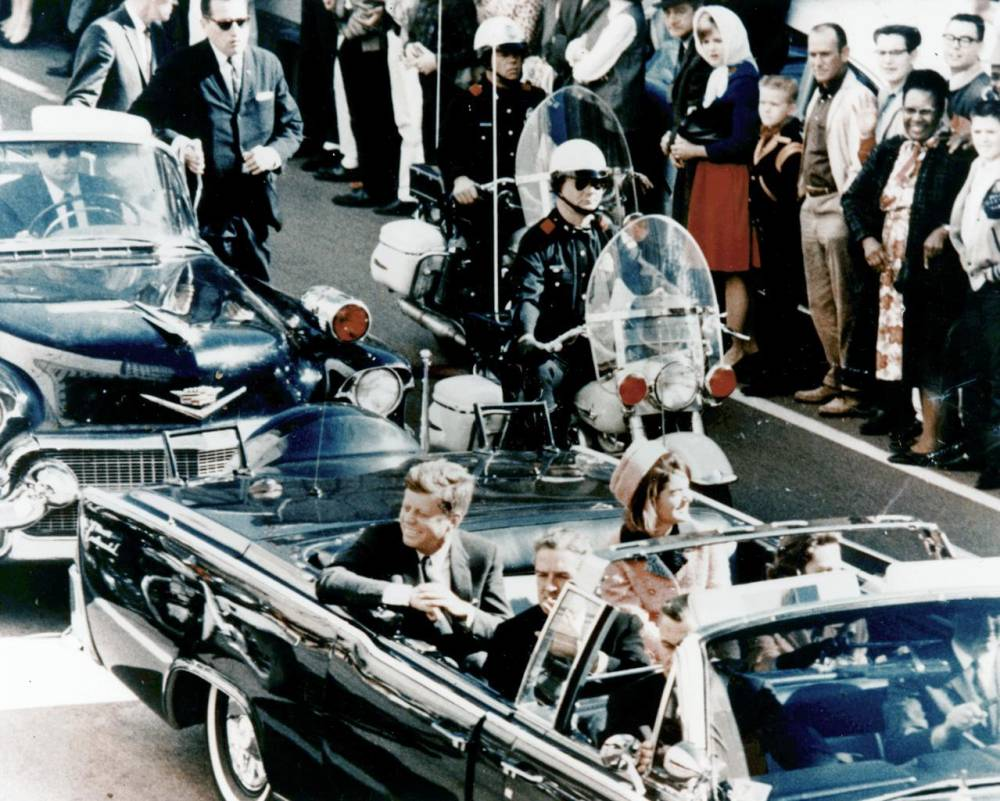 the assassination of jfk and his John fitzgerald kennedy, 35th president of the united states of america, was assassinated in dallas, texas, 52 years ago jfk's murder on november 22, 19.