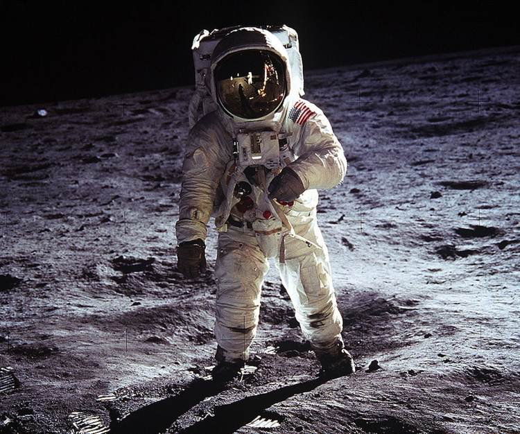 Famous Misquotes Neil Armstrong
