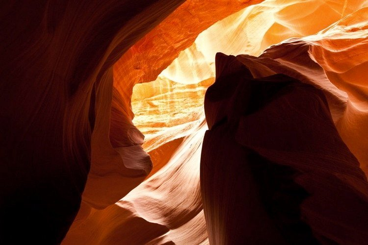 Most Beautiful Slot Canyons Secret Canyon