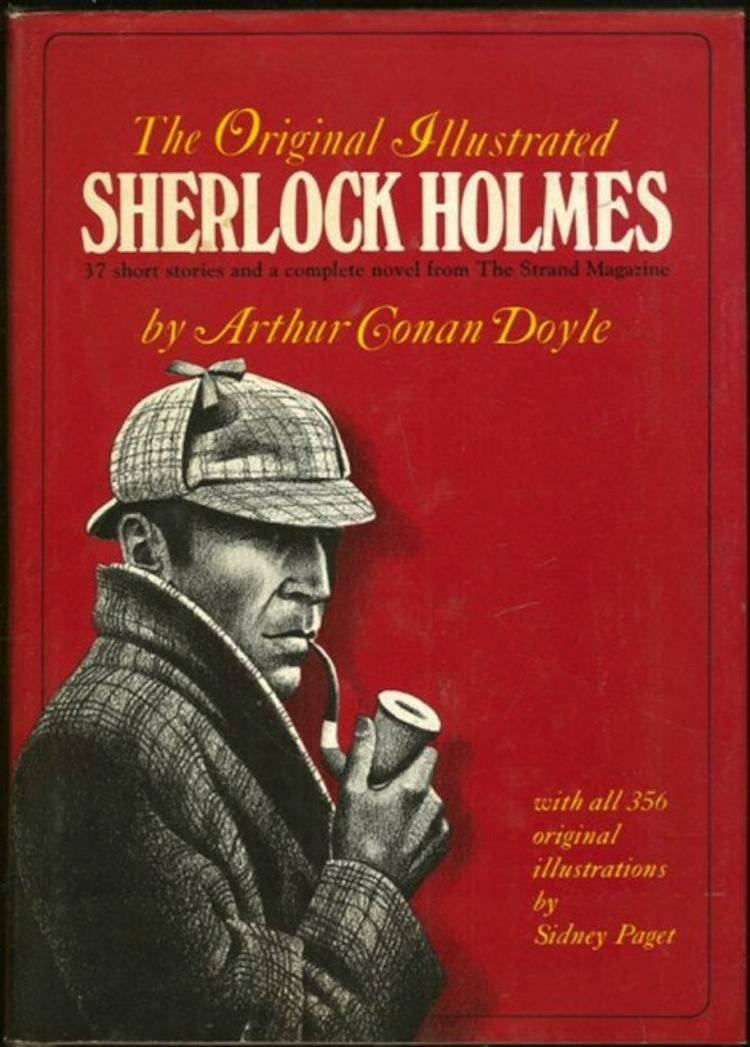 Книга шерлок холмс оригинал скачать