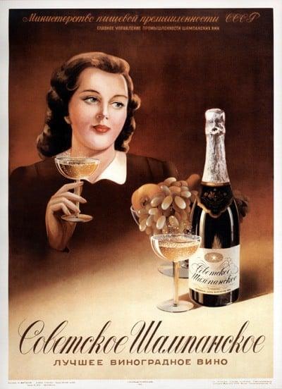 Soviet Champagne
