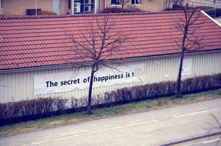 Secret Amazing Street Art Of 2011