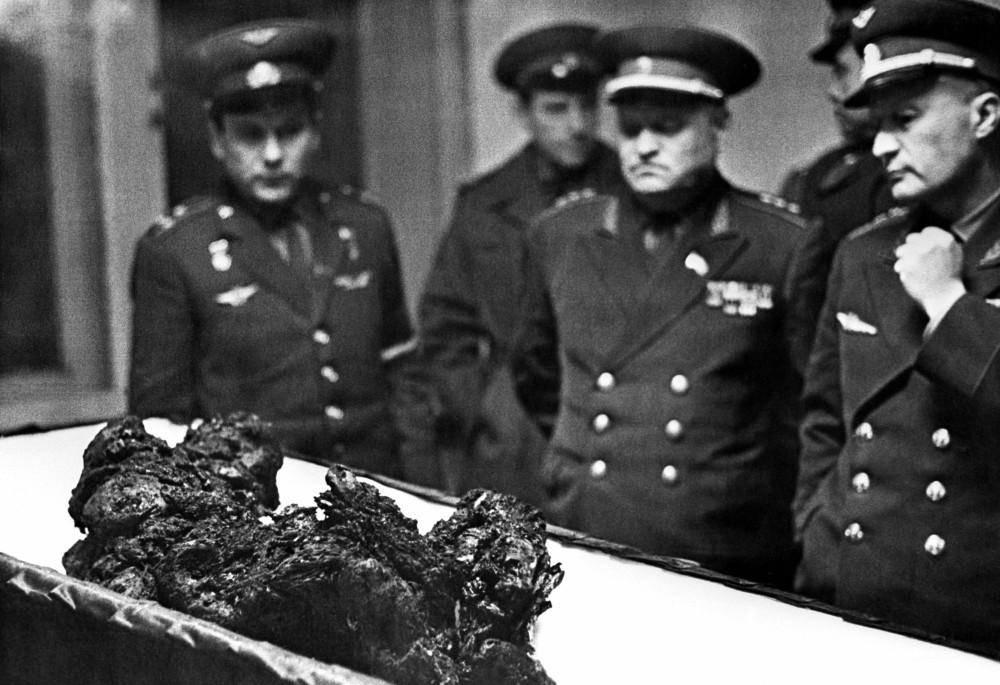 Funeral OF Vladimir Komarov