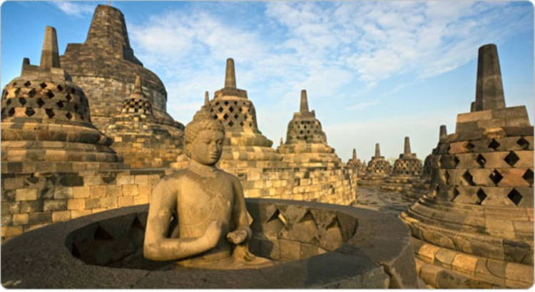 Borobudur Indonesia