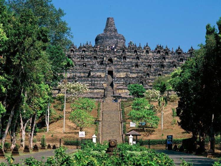 Amazing Temples Borobudur