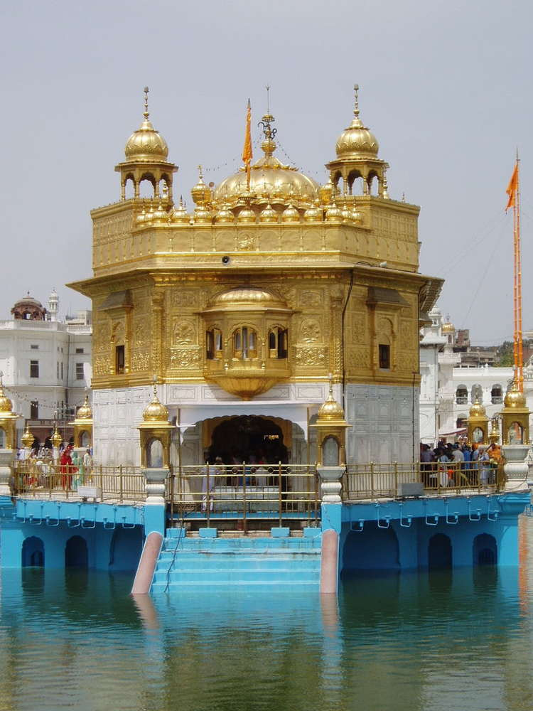 Golden Temple Amazing Places Of Worship