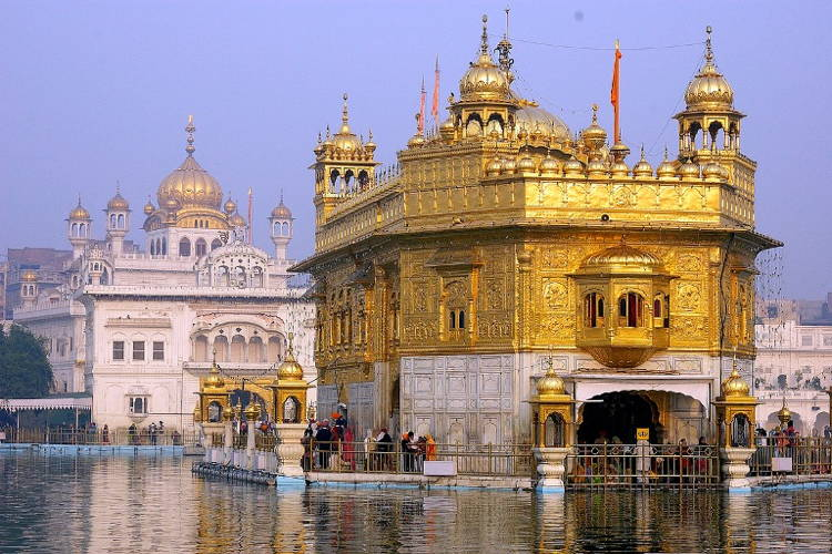 Five Amazing Places Of Worship