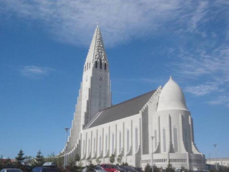 Amazing Places Of Worship Hallgrimskirkja
