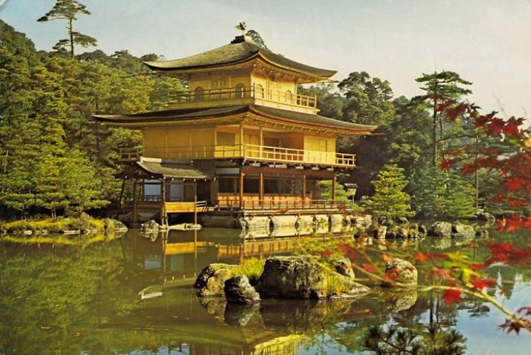Kinkakuji Places Of Worship