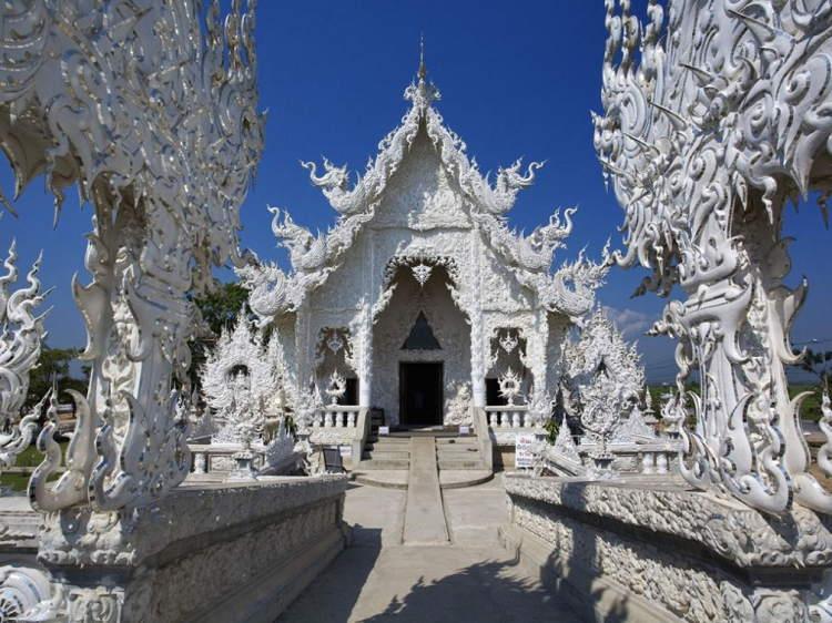 Wat Rong Khun Temple
