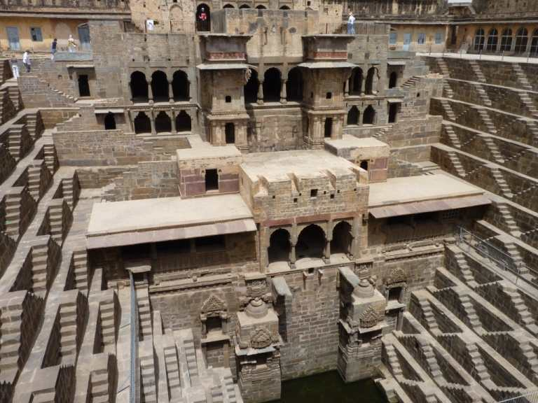 Incredible Examples Of Ancient Architecture Chandbaori