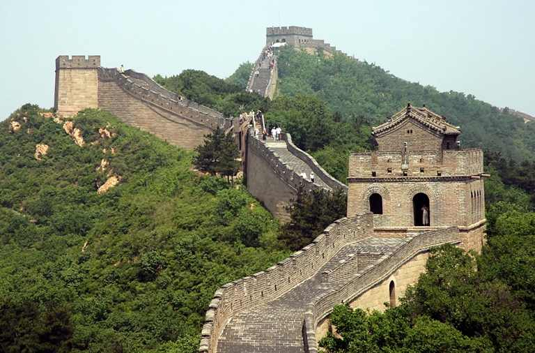 Incredible Examples Of Ancient Architecture Great Wall of China