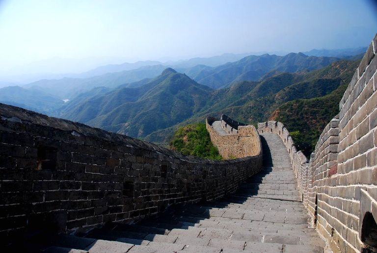 Incredible Ancient Architecture China Wall
