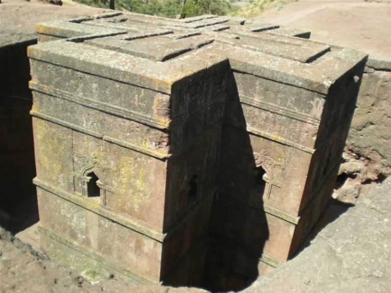 Incredible Examples Of Ancient Architecture Lalibela