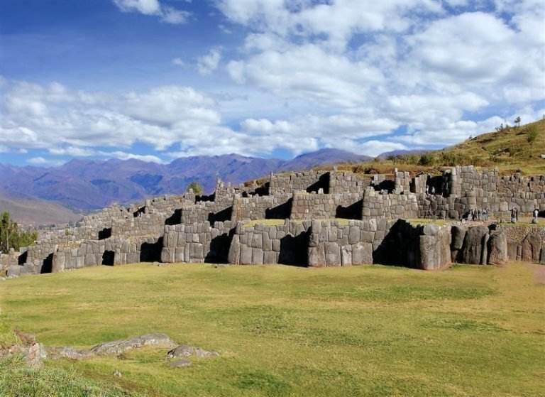 Ancient Architecture Sacsayhuaman