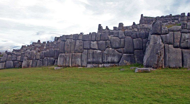 Ancient Architecture Sacsayhuaman