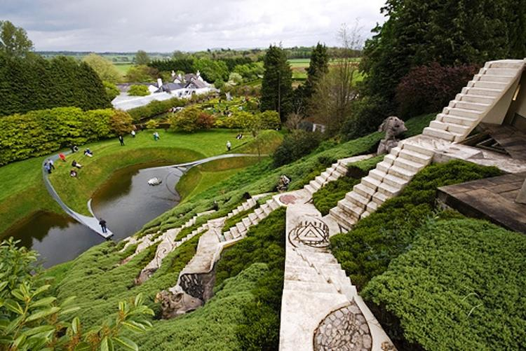 Garden of Cosmic Speculation Picture