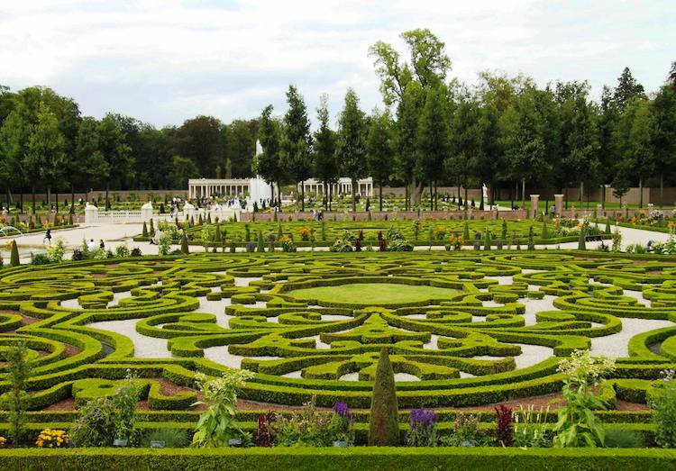 Beautiful Gardens of Het Loo Picture