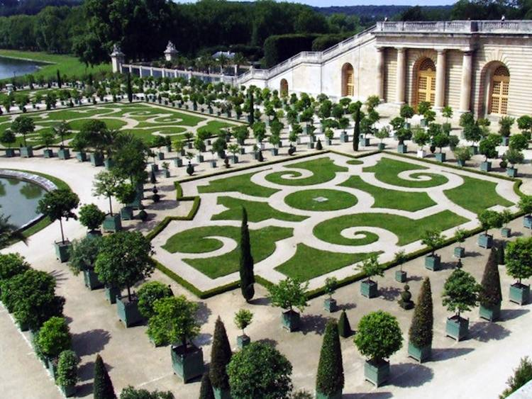 The world 39 s five most beautiful gardens for Garden design versailles