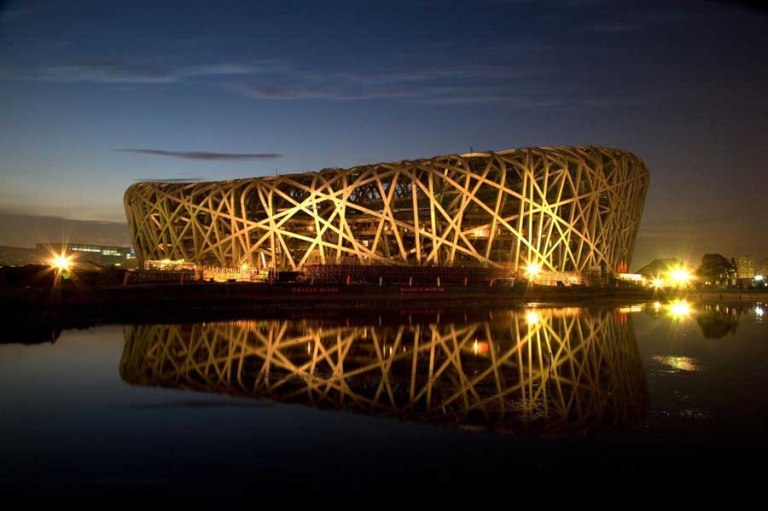 Architectural Feats Bird's Nest