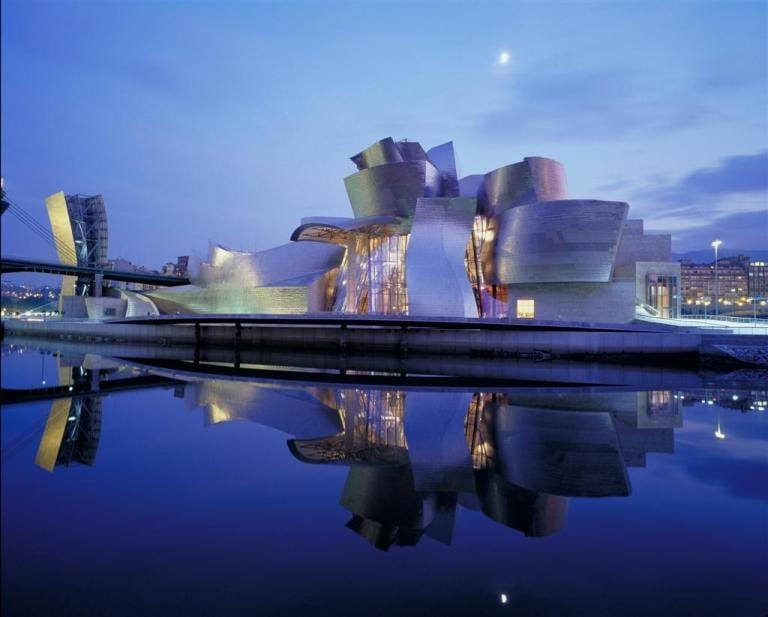 Modern Architectural Feats Guggenheim