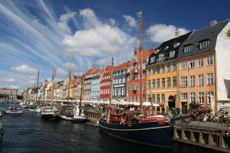 most-colorful-cities nyhavn