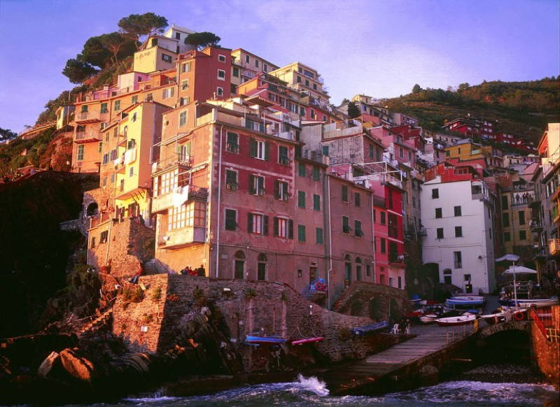 most-colorful-cities riomaggiore