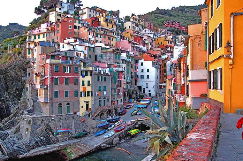 Riomaggiore Italy