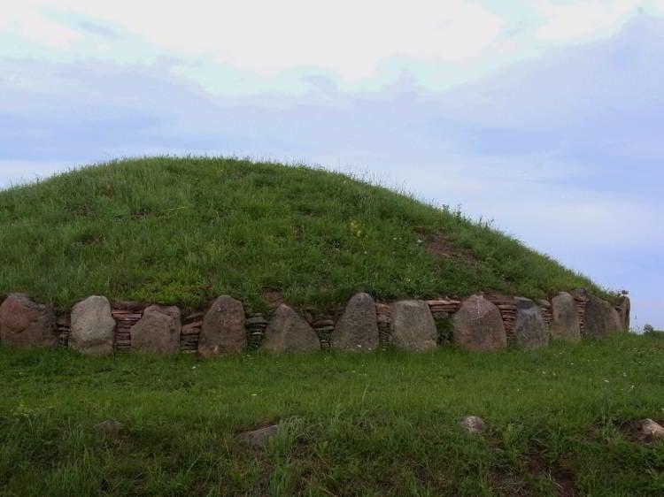 Oldest Structures Hulbjerg Jættestue