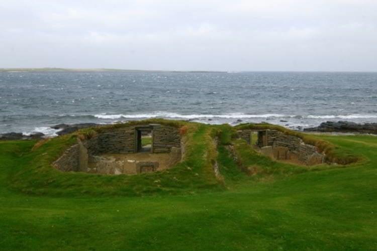 Oldest Structures Knap of Howar