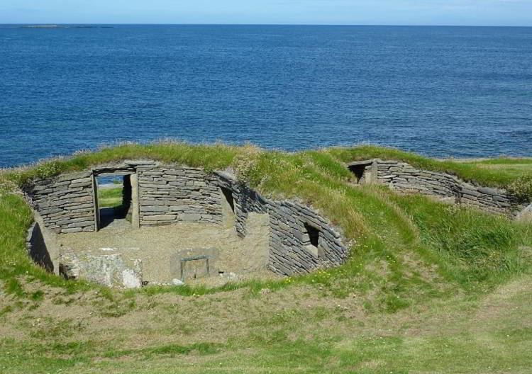 Knap Of Howar Scotland
